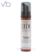 American Crew Foam Cleanser, New Leave-in Beard Purifier For Men - $13.00