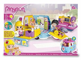 Pin And Put Ambulance Of Pet Includes Doctor Pinypon Toy Educational Girl - $223.75