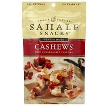 Sahale Snacks Glazed Cashews, 4 Oz, (Pack Of 6) - $40.88