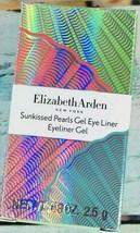 Elizabeth Arden Sunkissed Pearls Gel Eye Liner - Deep Sea Pearl 01 NIB - $6.64
