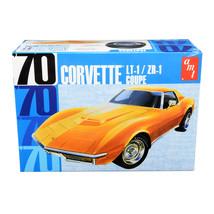 Skill 2 Model Kit 1970 Chevrolet Corvette LT-1/ZR-1 Coupe 1/25 Scale Mod... - $60.99