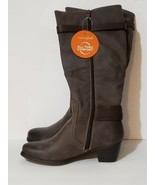 Natural Soul Women's Keira Taupe Brown Boots, 7.5M, New with tag and box - $68.88