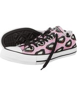 Converse Andy Warhol Marilyn Monroe Lips Ox Oxford Chuck Taylor Sneaker ... - $34.99