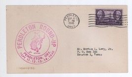 September 11, 1946 Pendleton Oregon Let'er Buck Roundup Cover! OR - $5.99