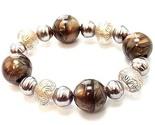 Br27 marble lucite bead bracelet thumb155 crop