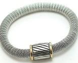 Br33 yurman silver magnetic bracelet thumb155 crop