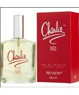 Charlie Red by Revlon - Women - Eau De Toilette Spray - EdT - 3.4 oz / 1... - $14.95