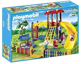 PLAYMOBIL® Children's Playground Set - $72.66
