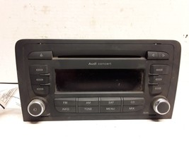 10 11 12 13 Audi A3 Audi concert satellite AM FM CD radio receiver OEM 8P0035186 - $247.49