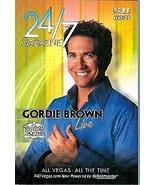 Gordie Brown on 24/7 Las Vegas Magazine - $4.50