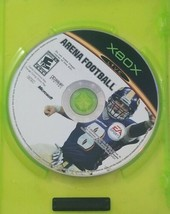 Arena Football Xbox Game Disc Only 2006 EA - $7.69