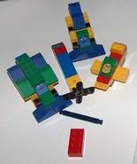 Basic Lego Set Car Boat Loose Pieces - $10.00