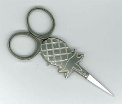 12 1635 pineaapple scissors silver thumb200