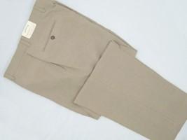NWT! NEW! $189 Orvis Tencel & Linen Herringbone Pants!  32 x 30 - $99.99