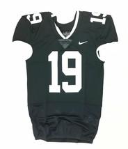 Nike Vapor Untouchable Football Practice Jersey #19 Men's Large Black AO... - $29.85