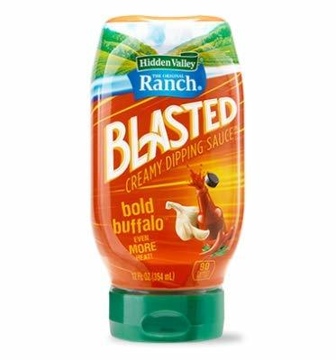 Hidden Valley Ranch Blasted Bold Buffalo Creamy Dipping Sauce, 12 Ounces