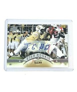 2015 Upper Deck Star Rookie NFL Football Ohio Autographed Card by Jacoby... - $19.95