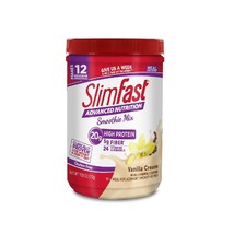 SlimFast – Advanced Nutrition High Protein Smoothie Powder – Meal Replacement –  - $17.20