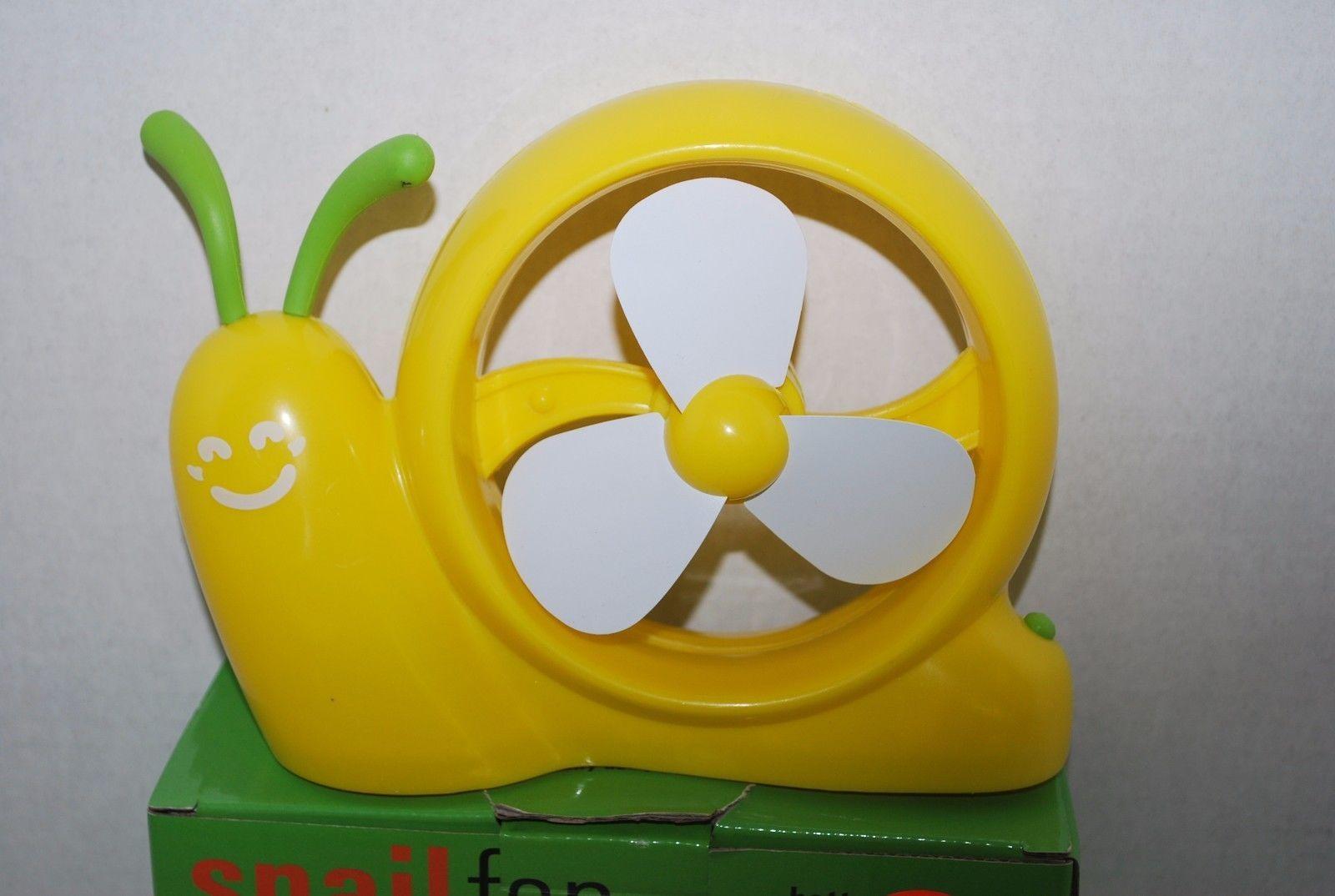 Snail fan 5