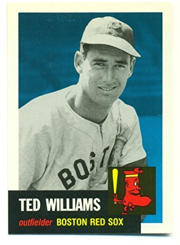 1991 Topps Archives 1953 Ted Williams #319 Boston Red Sox