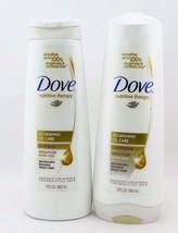 Dove Shampoo and Conditioner Cool Moisture or Nourishing Oil Care combo 12Fl oz  - $14.99