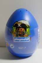 Playmobil Eggstra Blue Easter Egg - Pirate #4917 SEALED - $18.80