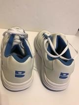 Brunswick Women's Bowling Shoe White and Blue K517-9 US 9 UK 8 Euro 40.5 - $40.59