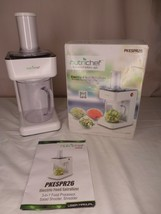 Electric Food Spiralizer -- Food Processor, Salad Shooter, Shredder by N... - $37.75