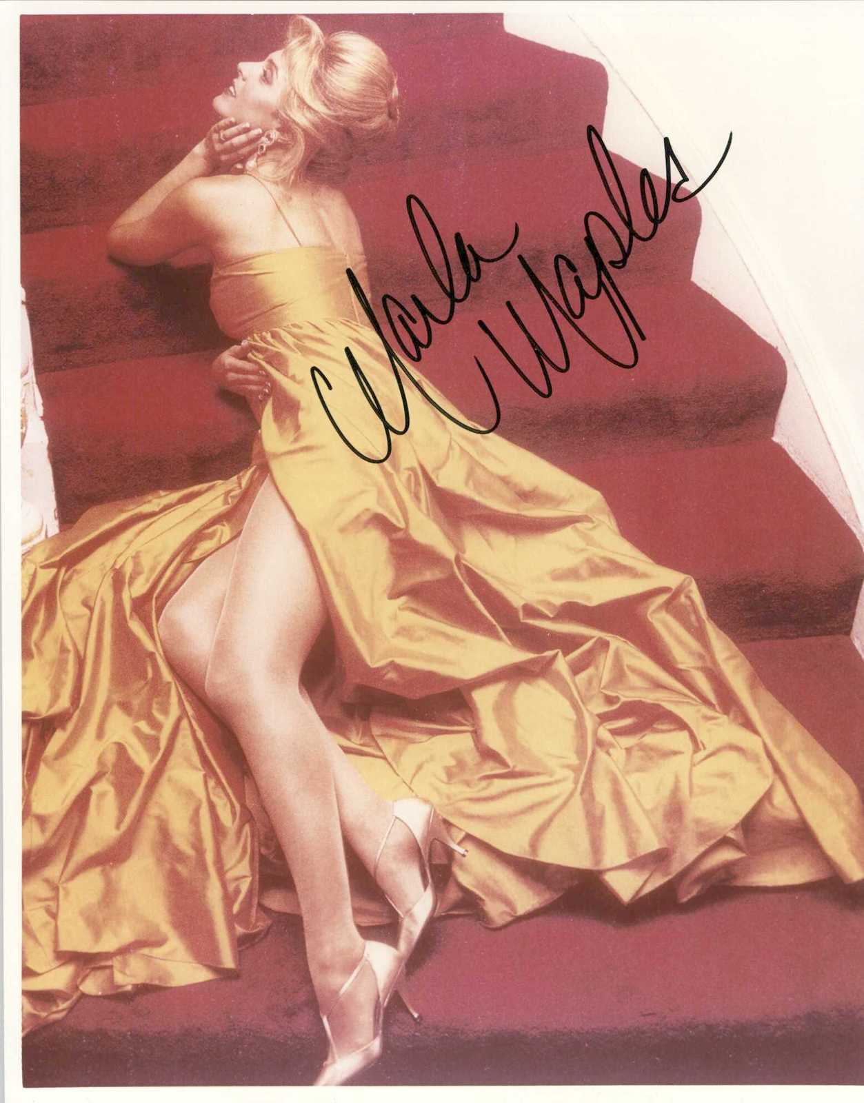 Primary image for Marla Maples Signed Autographed Glossy 8x10 Photo