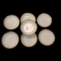 "Lot of 7 VTG Regency GOLD PATTERN 7.5"" Bowls Fine China Japan - $27.43"