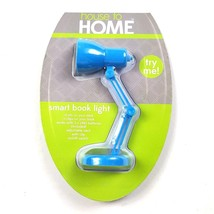 Smart Book Light Retro Lamp Reading Bookworm Clips to Book / Sits on Des... - $12.19