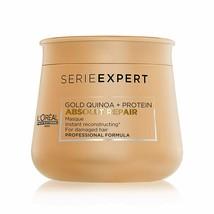 L'Oréal Professionnel Serie Expert Absolut Repair Masque Gold Quinoa & Wheat - $29.10