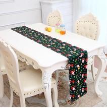 Table Runner Christmas Decor Home Merry Christmas Table Decor Navidad Or... - $15.00
