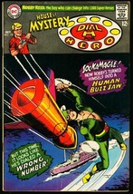 HOUSE OF MYSTERY #170-HUMAN BUZZ-SAW-DC FN - $22.70