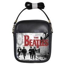 The Beatles Photo Custom Girls Sling Bag Handbag-02 - $18.00