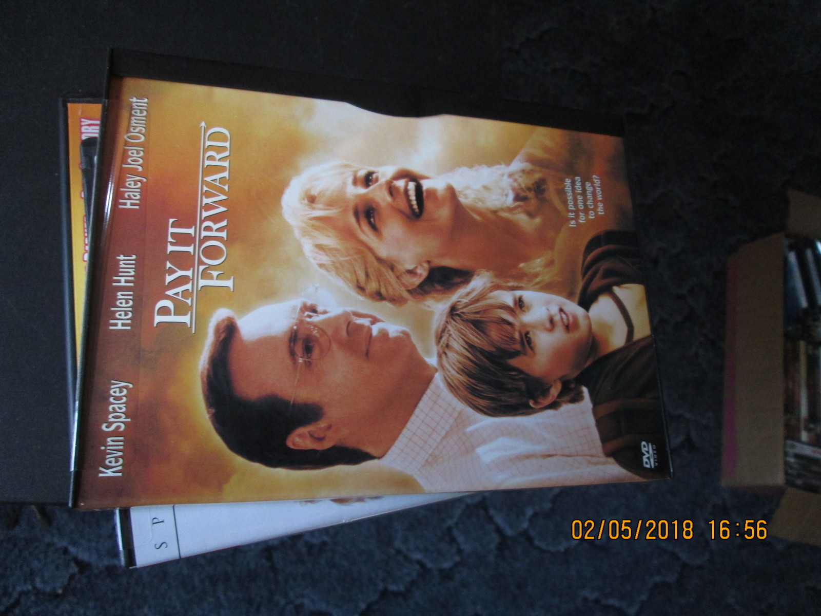 Pay it Forward  dvd