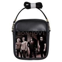 Bon Jovi  Photo Custom Girls Sling Bag Handbag - $18.00