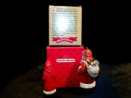 Hallmark Handcrafted Ornaments Old Fashioned Christmas Santa Ornament AA-191783 image 5