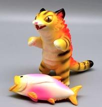 Max Toy Tiger Negora w/ Fish image 1