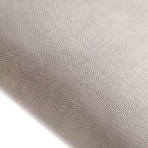 Tin Hand-Dyed Effect 40ct Linen 17x19 cross stitch fabric Fabric Flair - $20.40