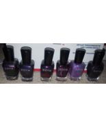 Zoya nail polish set Ki Julieanne Valerie Yasmeen Harmonie Freja purple ... - $32.00
