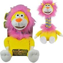 "Mimic Mees Talk Back Zoo Lion 12"" Puppet - $21.78"