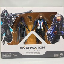 Overwatch Ultimates ANA / SOLDIER:76 Action Figures - Hasbro / Blizzard New - $24.99