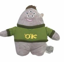 "Disney Store Authentic SCOTT SQUIBBLES Plush Toy Monsters University Pixar 7.5"" - $15.14"