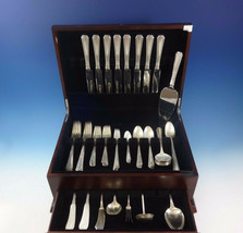 Louis XIV by Towle Sterling Silver Dinner Flatware Set For 8 Service 78 Pcs - $4,050.00