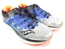 Saucony Triumph ISO 4 Size 9 M (D) EU 42.5 Men's Running Shoes Silver S20413-35