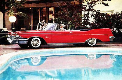 Primary image for 1960 Chrysler Imperial - Promotional Advertising Poster