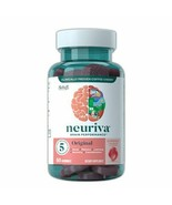 Neuriva Original Brain Performance 50 Strawberry Gummies EXP 07/2022 (2 ... - $33.87