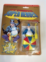 dc comics superheroes the penguin with umbrella fires missiles - $15.59
