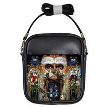 Michael Jackson Dangerous Photo Custom Girls Sling Bag Handbag - $18.00